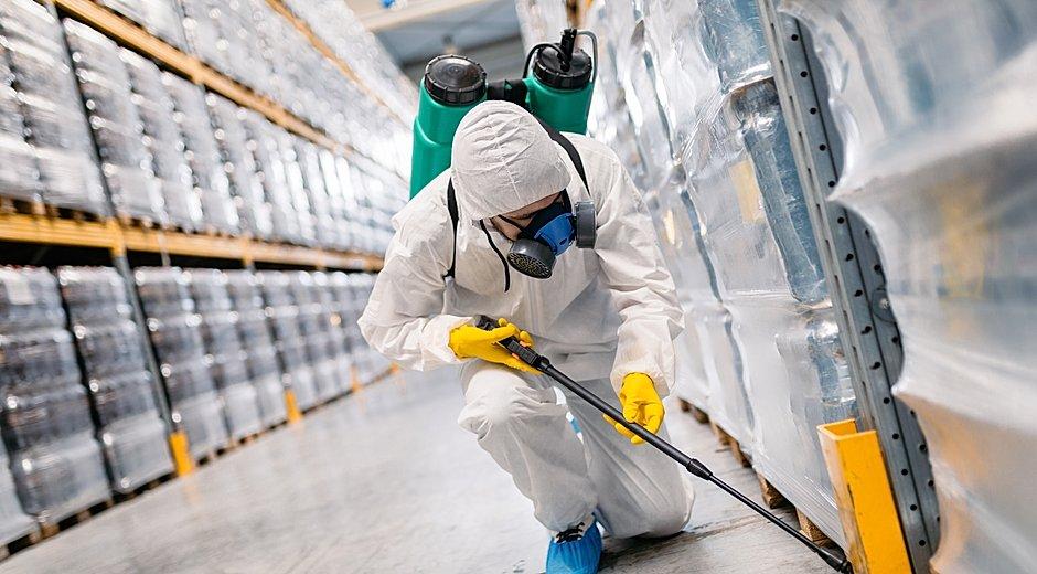 Betriebshygiene und Desinfektion Kontra Schädlingsbekämpfung